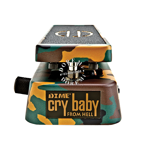 Dating en crybaby wah pedal